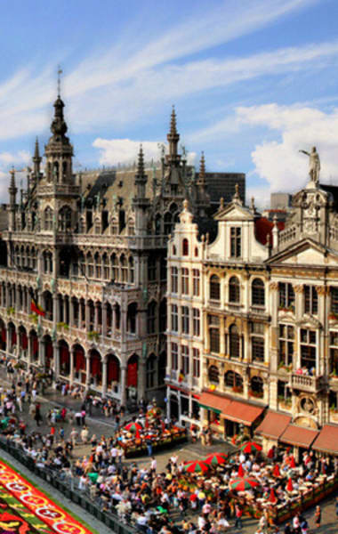 5 Reasons To Visit Brussels