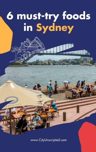 6 Must Try Foods In Sydney
