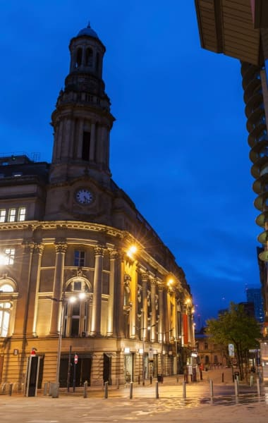Things To Do In Manchester At Night