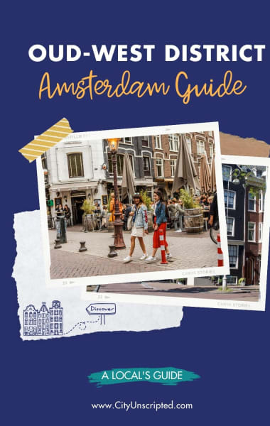 Amsterdam Guide: Charming Oud West District