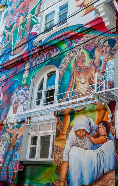 San Francisco Neigbourhood Guide: The Mission