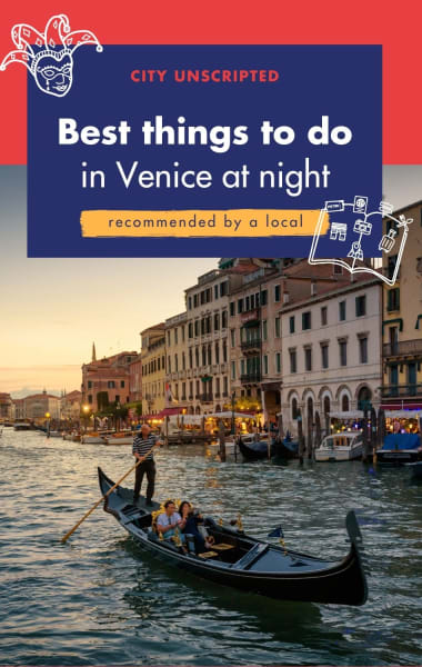 Best things to do in Venice at night