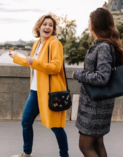 Walking tours in Paris