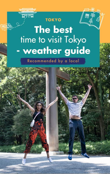 Best Time To Visit Tokyo - Weather Guide