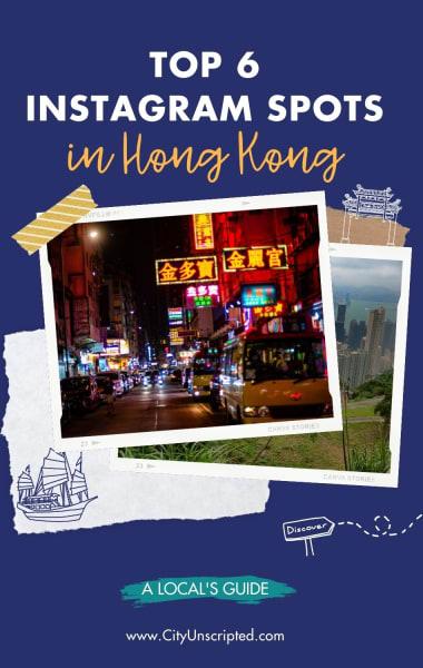 Top Instagram Spots in Hong Kong