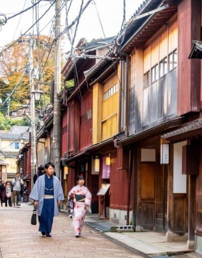 Kanazawa private tours