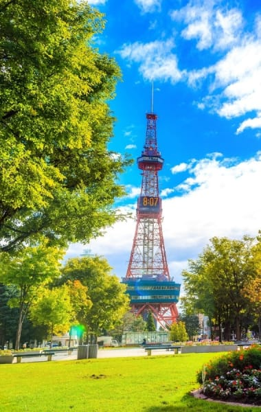 The Best Things to do in Sapporo in Summer