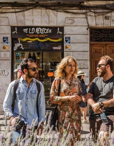 Walking Tours In Madrid