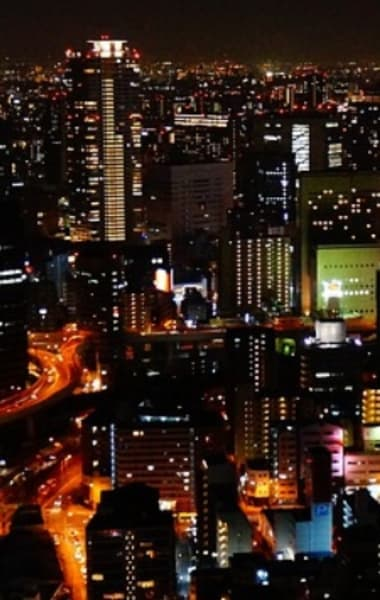 Best Things to do in Osaka at Night