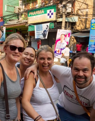 Walking Tours In Bangkok