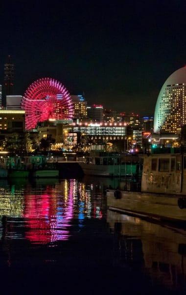Things To Do In Yokohama At Night