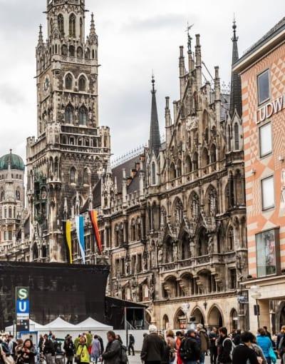 Munich layover tours