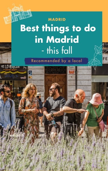 The Best Things to do in Madrid in the Fall