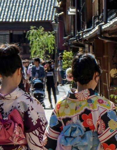 Walking Tours In Kanazawa