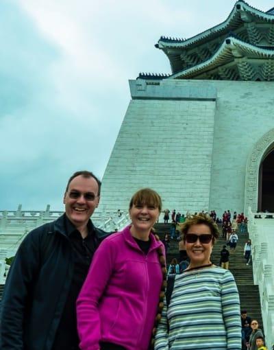 Private tour guides Taipei