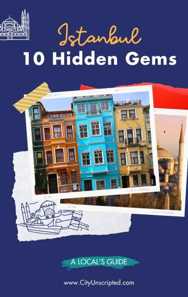 Top 10 Hidden Gems In Istanbul