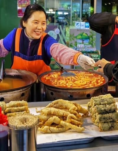 Seoul Food Tours
