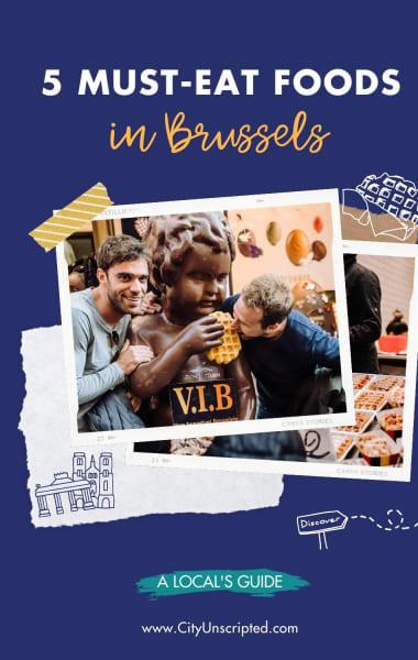 5 Must Try Belgian Dishes To Eat In Brussels