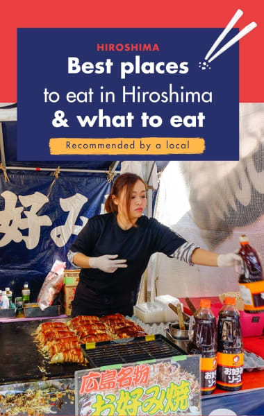 Best Places To Eat In Hiroshima And What To Eat