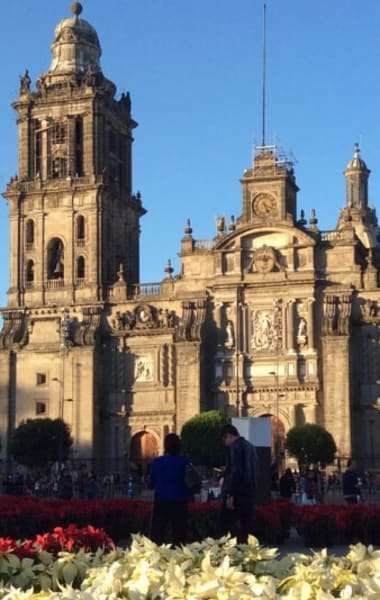5 Reasons to visit Mexico City