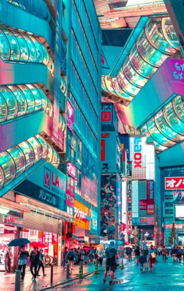 The Ultimate Geek-Culture Guide To Tokyo