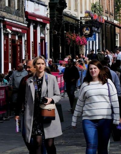 Edinburgh private tours