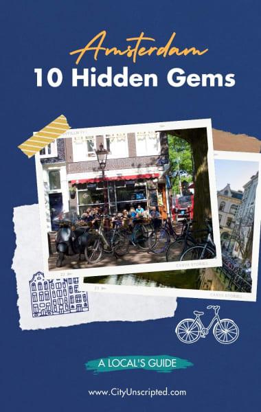 10 Hidden Gems In Amsterdam