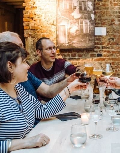 Brussels Food Tour