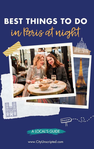 10 Must Do Things In Paris At Night – Recommended By A Local