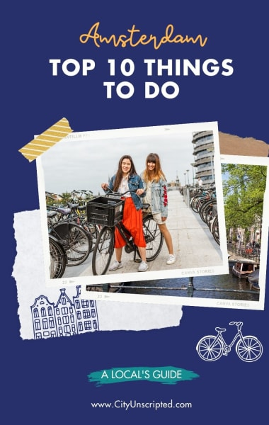 Top 10 Local Things To Do In Amsterdam