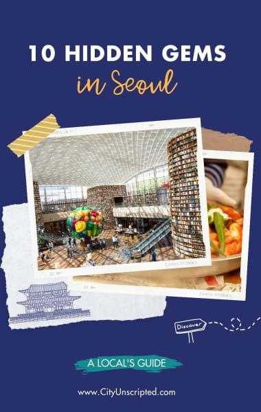 10 Hidden Gems in Seoul