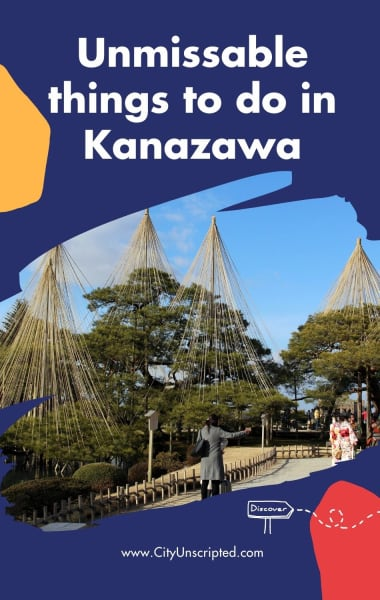 10 Unmissable Things To Do In Kanazawa