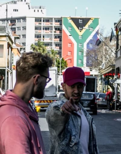 Walking Tours In Cape Town