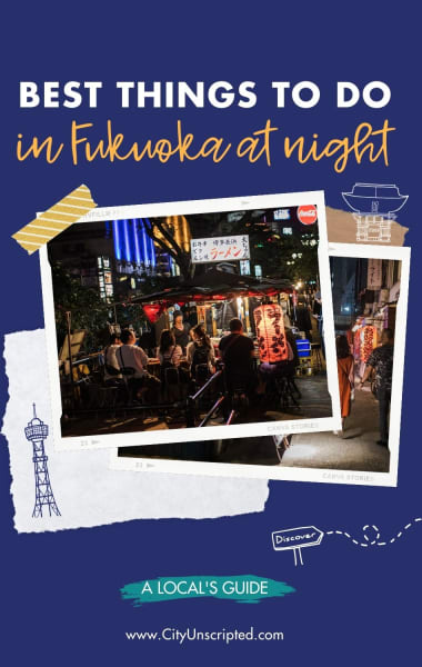 Best Things To Do In Fukuoka At Night – A Local's Fukuoka Nightlife Recommendations