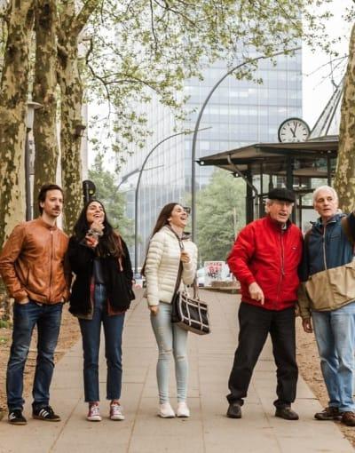 Walking tours in Hamburg
