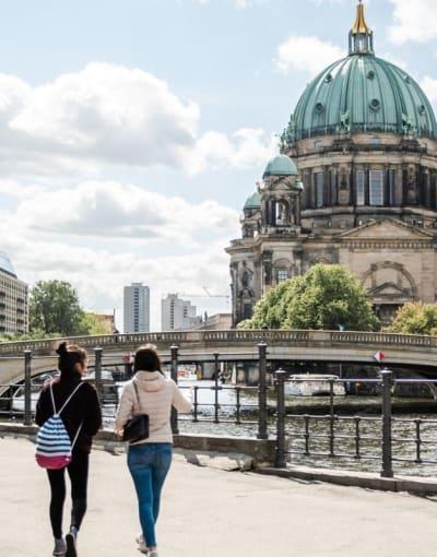 Walking tours in Berlin