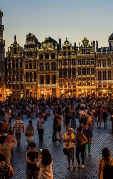 A Solo Travellers Guide to Brussels