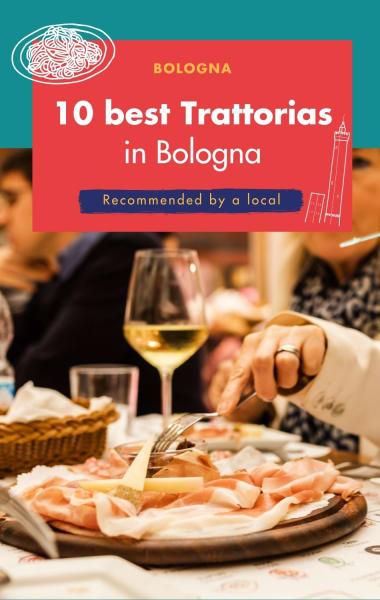 10 Best Trattorias In Bologna
