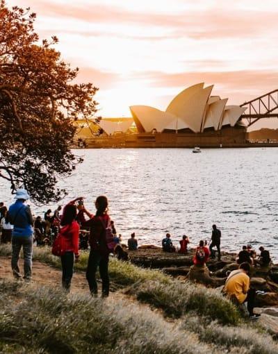 Walking tours Sydney