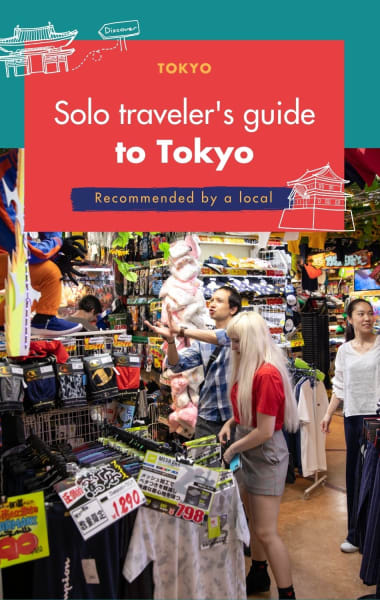 Solo Traveller's Guide to Tokyo - Things To Do Alone