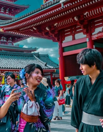 Walking Tours In Japan