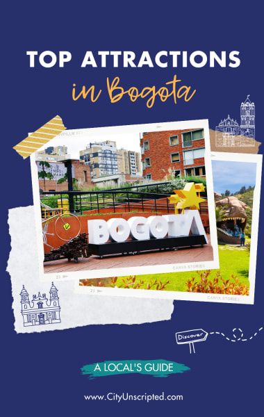 Top Attractions To Visit In Bogota