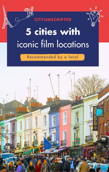 5 Cities With Iconic Film Locations