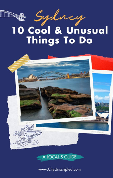 10 Cool And Unusual Things To Do In Sydney