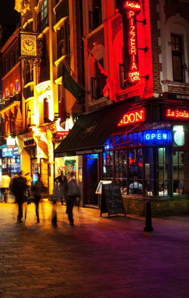 10 Places To Eat In London's Soho