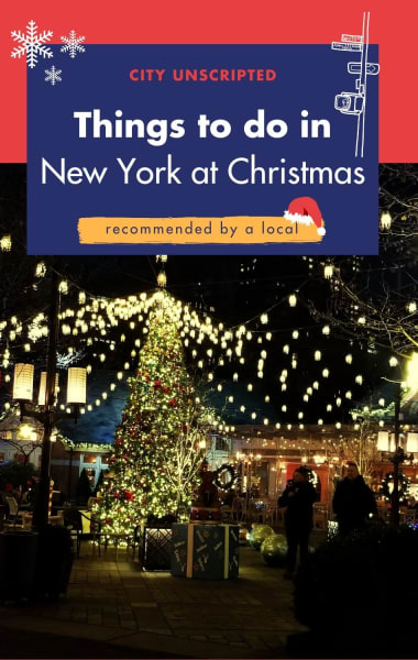 Top Things To Do At Christmas In New York