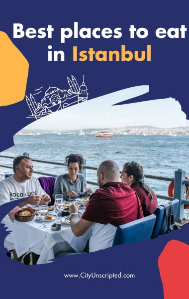 Best Places To Eat In Istanbul - Recommended By A Local