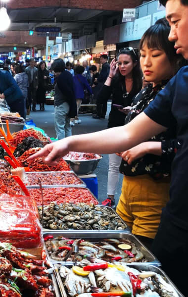Best Markets To Visit In Seoul