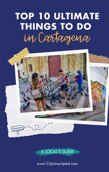 Top 10 ultimate things to do in Cartagena, Colombia