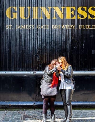 Private tour guides in Dublin